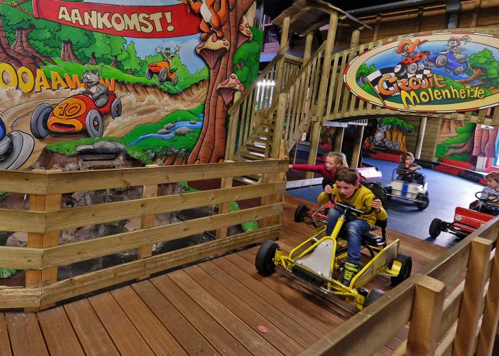 Binnenspeeltuin Kidsvalley