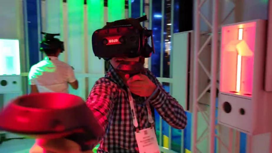 verjaardagsfeestje VR